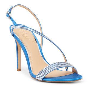 Jewel Gabriela Blue Hells Sandal